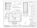 Westover, Old Eaton Road, Milledgeville, Baldwin County, GA HABS GA,5-MILG.V,1- (sheet 1 of 5).png