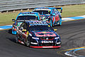 Whincup leads Qualifying Race 2 2015 Sandown 500.JPG