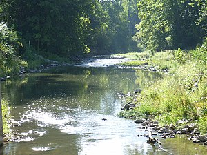 Plainfield, Indiana - White Lick Creek