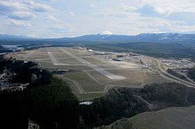 Image illustrative de l'article Aéroport international Erik Nielsen de Whitehorse