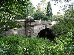 Whitley bridge arch 19o06