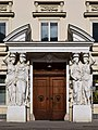 Wien-Innere Stadt - Josefsplatz 5 - Portal des Palais Pallavicini.jpg