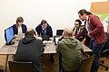 Wikidata-Workshop Wikimedia Österreich 2018-11-17 07.jpg