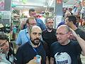 Wikimania 2013 - Day 3 - ovedc - 6.JPG