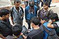Wikimedia Commons Photo Uploading Demonstration - Wikimedia Photowalk - Tollygunge - Kolkata 2014-12-14 1771.JPG