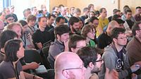 Wikimedia Hackathon 2017 IMG 4125 (33913506504).jpg