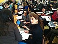 Wikipedia Workshop at the Victor Balaguer Museum in Catalonia- April 2012 (53).JPG