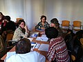 Wikipedia Workshop for library directors at F.Bonnemaison in Barcelona (21).JPG
