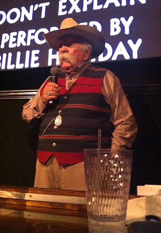 Wilford Brimley - Brimley at a screening of The Thing on October 22, 2012