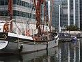 Will in South Dock 6628.JPG