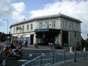 Willesden - Willesden Green station