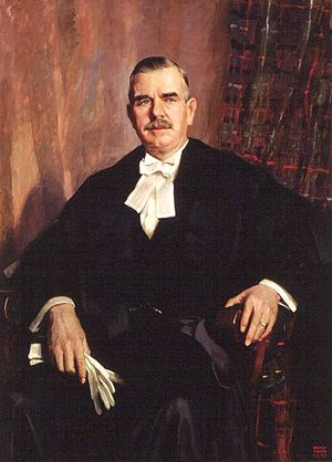 William Black (Ontario politician) - Portrait by Edmund Wyly Grier