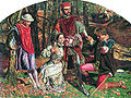 William Holman Hunt - Valentine Rescuing Sylvia from Proteus.jpg