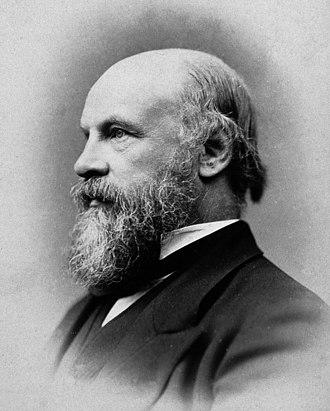 William Turner (anatomist) - William Turner in 1881