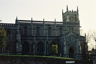 Wincanton - Church of St Peter and St Paul