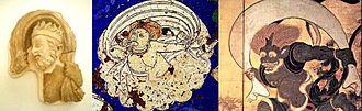 Fūjin - Image: Wind Gods