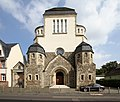 Wittlich, Himmeroder Straße. Westfassade der vormaligen Synagoge.jpg
