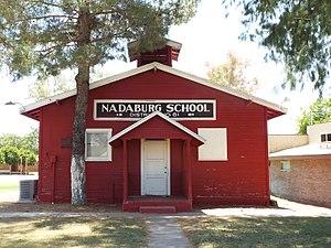 Wittmann, Arizona - Nadaburg School House