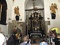 Wnętrze kościoła św. Wojciecha w Krakowie.jpg