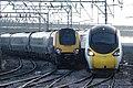 Wolverhampton - CrossCountry 221134 and Avanti 390128.JPG
