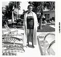 Woman Posing at a swimming pool in Florida in 1954 - 3.jpg