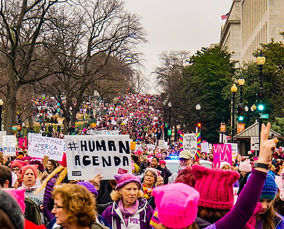 Women's March Washington, DC USA 32.jpg