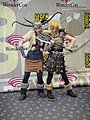 WonderCon 2011 Masquerade - Ruffnut and Astrid from How To Train Your Dragon (5594664284).jpg