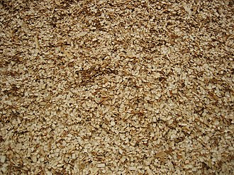 Kraft process - Woodchips for paper production