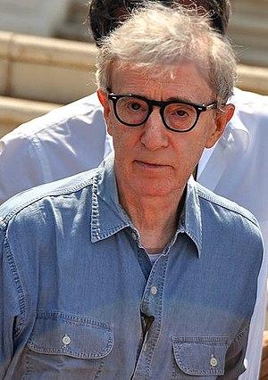 Woody Allen cover