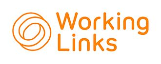 Working Links - Image: Working Links Logo Orange