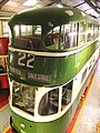 Workshop Viewing Gallery and Exhibition - National Tramway Museum - Crich - Liverpool 869 (15382659902).jpg