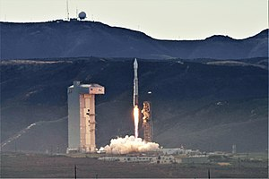 WorldView-4 - WorldView-4 launches aboard an Atlas V rocket