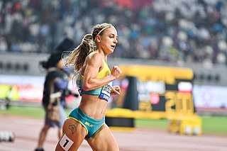 Genevieve Gregson Australian athletics competitor