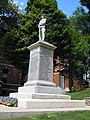 World War I memorial Lunenburg Nova Scotia.JPG