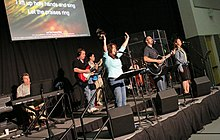 Contemporary worship music - Wikipedia