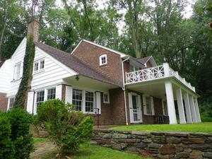 N. C. Wyeth House and Studio - Wyeth House in 2010