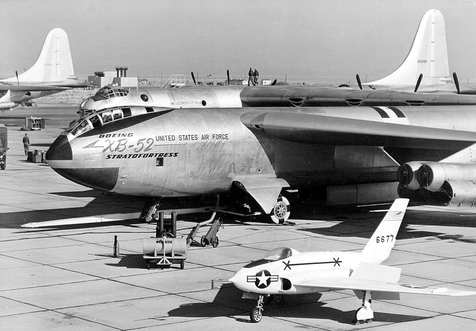 X-B52 Ground