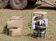 XM156 Class I UAV backpack