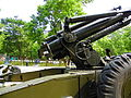XT69 Howitzer Right Trunnion 20121006.jpg