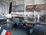 Yak-9U at Central Air Force Museum Monino pic1.JPG