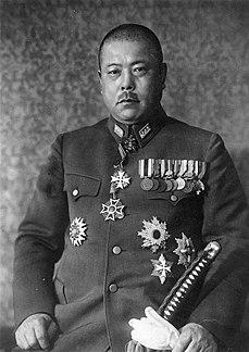 Tomoyuki Yamashita General in the Imperial Japanese Army