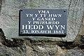 Yma y ganed Hedd Wyn - Hedd Wyn was born here - geograph.org.uk - 414883.jpg