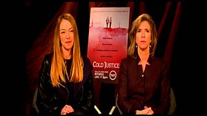 Cold Justice - Yolanda McClary (left) and Kelly Siegler (right) interviewed about Cold Justice in 2014.