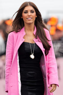 Yolanthe Sneijder-Cabau Spanish-Dutch actress and presenter