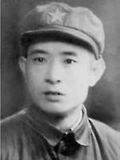 Hu Yaobang former General Secretary of the Communist Party of China