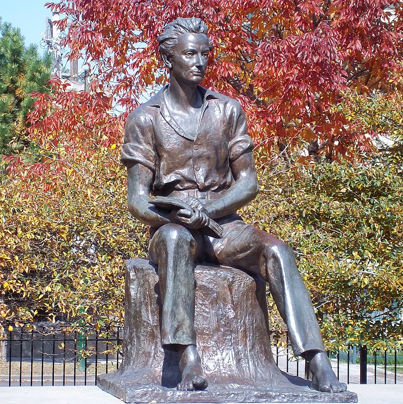 Young Lincoln By Charles Keck.JPG