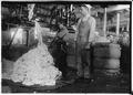 Young boy on warping machine in Elk Cotton Mills. Fayetteville, Tenn. - NARA - 523346.tif