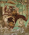 Yulin Cave 25 n wall Maitreya Sutra 4 (Tang).jpg