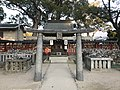 Yunokata Shrine in Umi Hachiman Shrine 2.jpg