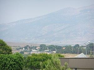 Kfar Yuval hostage crisis - Moshav Kfar Yuval. Photo taken in 2011